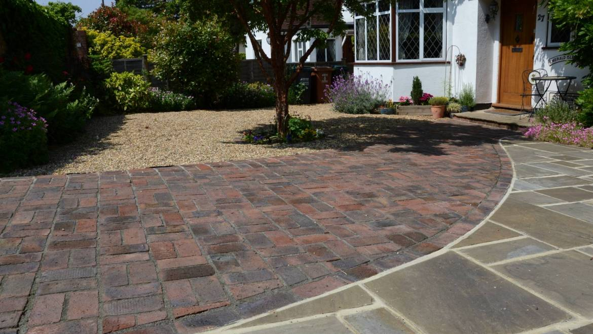 Driveway with a Difference