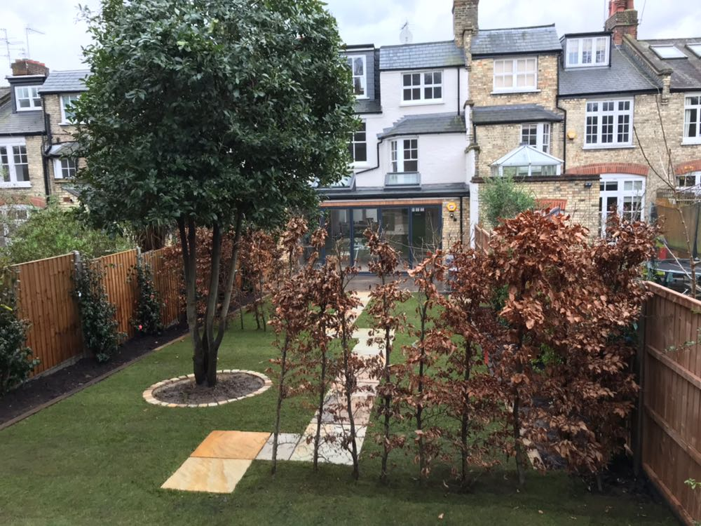landscaping north london garden design