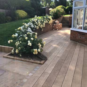 All about Composite Decking